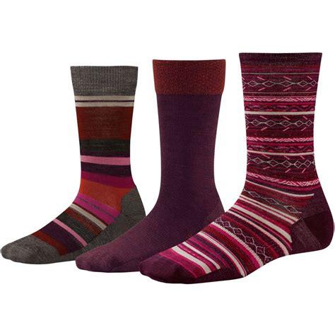 Trio Socks smartwool trio 4 socks s 3 pack backcountry