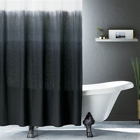 black cotton shower curtain the 25 best black shower curtains ideas on pinterest