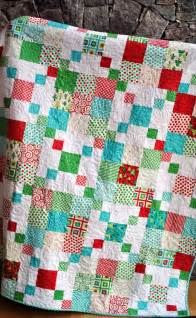 quilt pattern and easy layer cake or by sweetjane