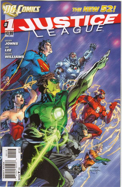 justice league the of the books batwoman dc comics the new 52 reviewing comics on the nook