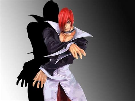 imagenes animadas king of fighters the king of fighters images kof iori hd wallpaper and