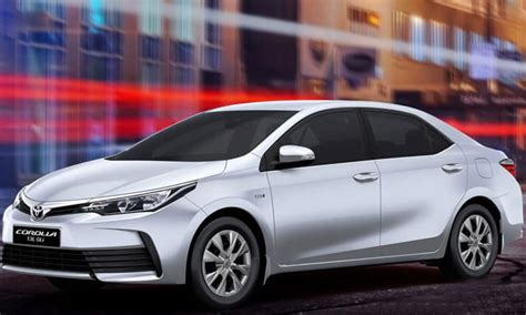 Toyota Xli 2020 by Toyota Corolla Xli New Model 2019 Price In Pakistan