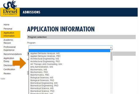 Drexel Md Mba Program Requirements by Drexel Essay Submit Illustrationessays Web Fc2