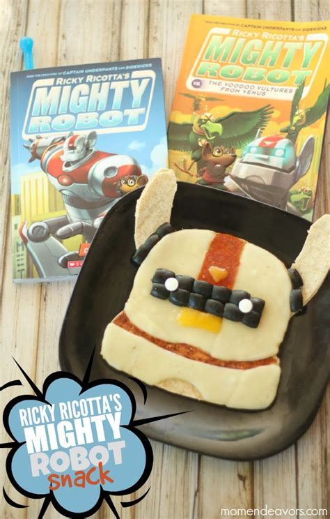 ricky ricotta ricky ricotta book series mighty robot snack