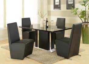 Modern Chairs For Dining Table Buying Modern Dining Sets Tips And Advices Traba Homes