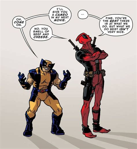 deadpool in wolverine wolverine dead pool comic drawings deadpool is a