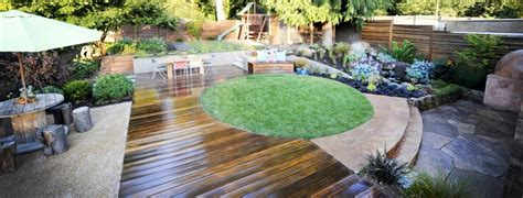 Backyard Landscape Modern Backyard Tierra Landscape Llc