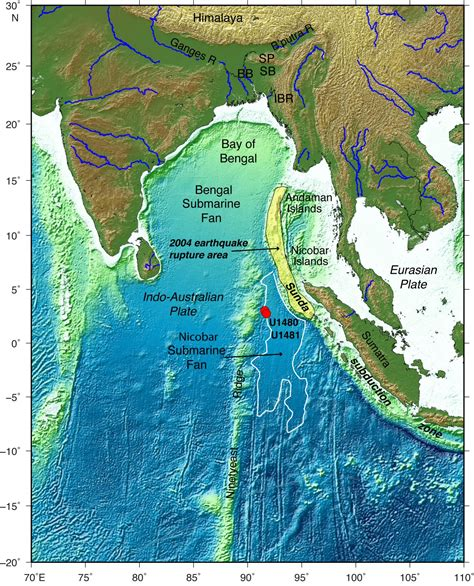 earthquake indian ocean researchers drill deep to understand why the sumatra