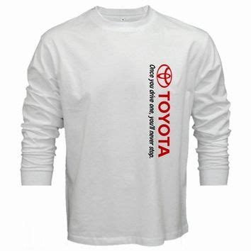 Toyota Logo T Shirt toyota logo once you drive one you ll from wahyudesign sboot