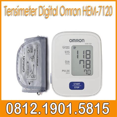 Tensimeter Omron Hem 7221 tensimeter digital omron hem 7120