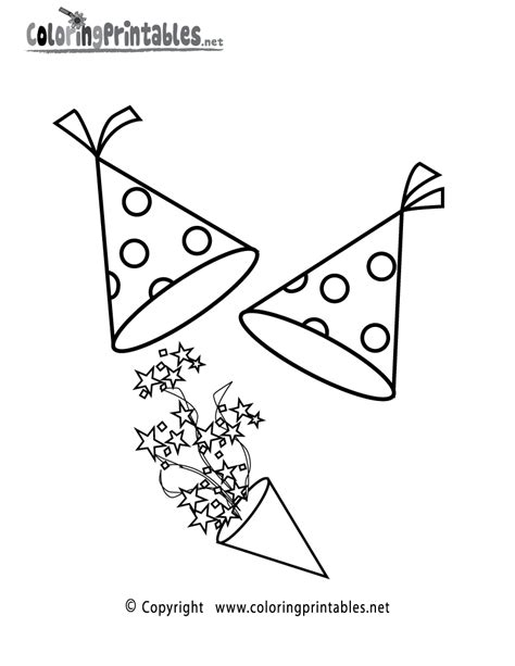 new year hat coloring pages grass dancer colouring pages