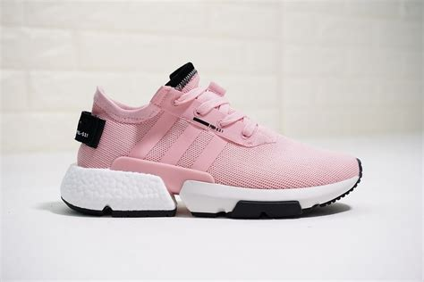 adidas originals pod s3 1 boost s running shoes light pink black shoesimart
