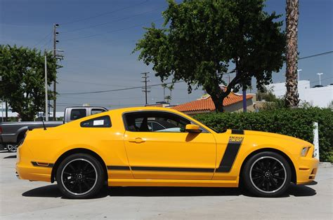 2013 302 in school yellow the mustang source