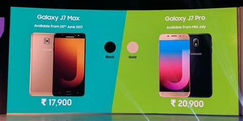 Samsung J7 Max Vs J7 Pro samsung galaxy j7 pro vs galaxy j7 max what is the difference