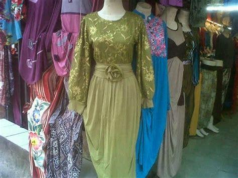 Baju Pesta Anak Perempuan Tanah Abang distributor baju muslim murah tanah abang baju3500