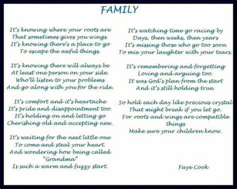 a place to start a family poems about creatures that build books 35 loving family poems
