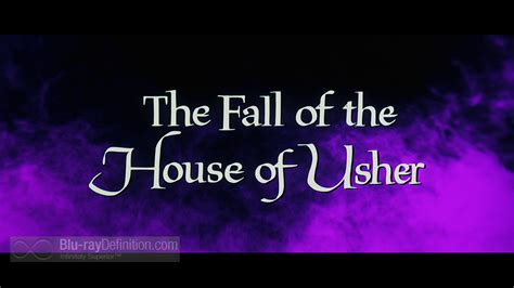 the fall of the house of usher full text the fall of the house of usher uk blu ray review