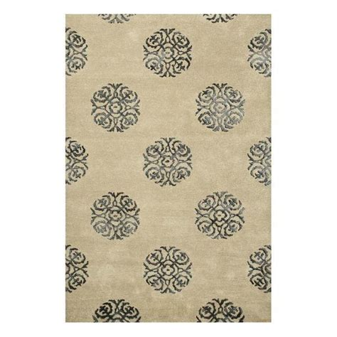 black and beige rug tufted contemporary beige and black olive wool and viscose area rug