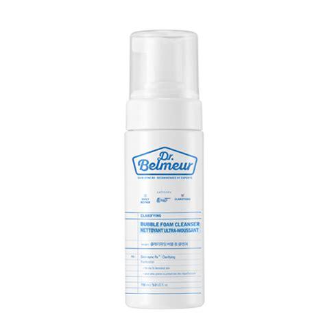 Sle Dr Belmeur Foam Cleanser the shop dr belmeur foam cleanser 150ml