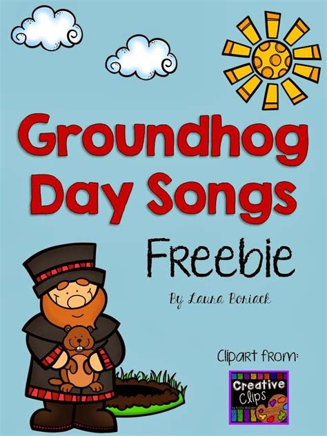 groundhog day reference the 1st grade rainbow groundhog day songs