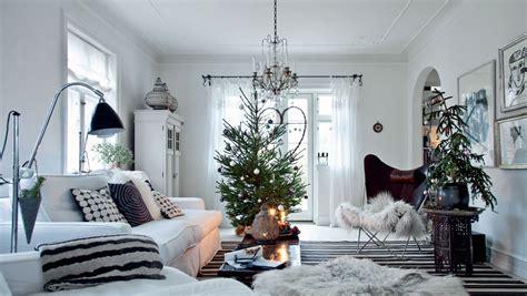 christmas home design inspiration jul i vitt simplicity