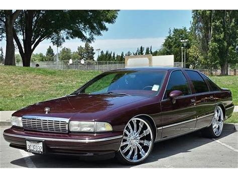 how to sell used cars 1993 chevrolet caprice classic engine control 1993 chevrolet caprice classic for sale classiccars com cc 577930