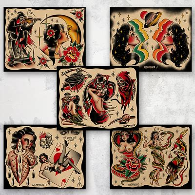 tattoo online store prints 183 hemming tattoo 183 online store powered by storenvy