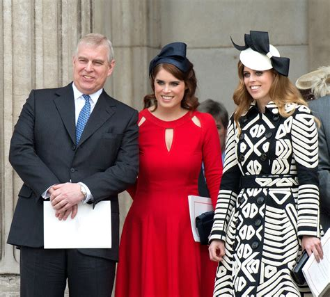 The Saraf Prince prince andrew s statement on princesses beatrice and