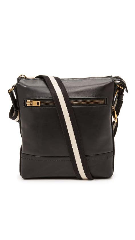 Bally Bag 01 Sekat 2 bally trezzini sling bag in black for lyst