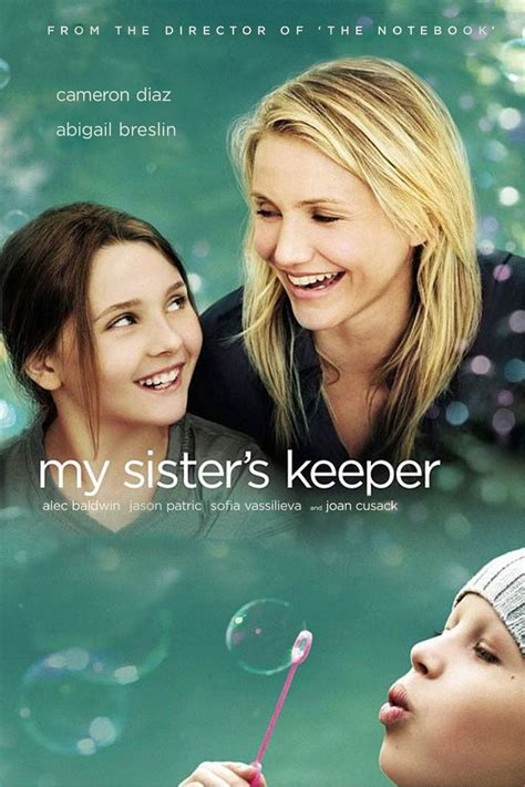 my sisters keeper memorable quotes my sisters keeper quotesgram