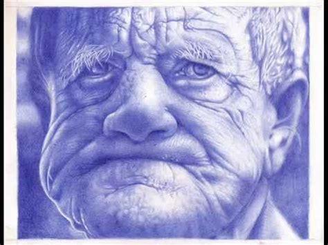 dibujos realistas boligrafo retrato realista con bol 237 grafo youtube