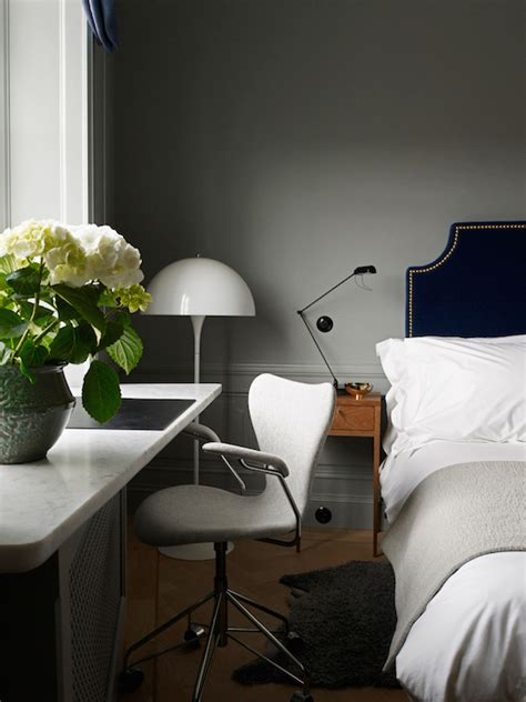 desk in bedroom desk in bedroom transitional bedroom ett hem