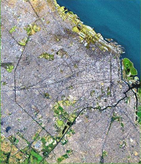 imagenes satelitales inundaciones buenos aires mapas de buenos aires mapa de los barrios y atracciones