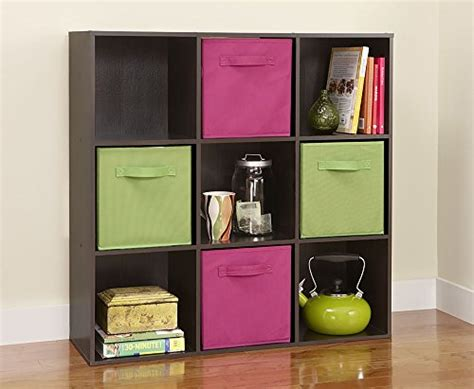Where Can I Buy Closetmaid Products Closetmaid 8937 Cubeicals 9 Cube Organizer Espresso In