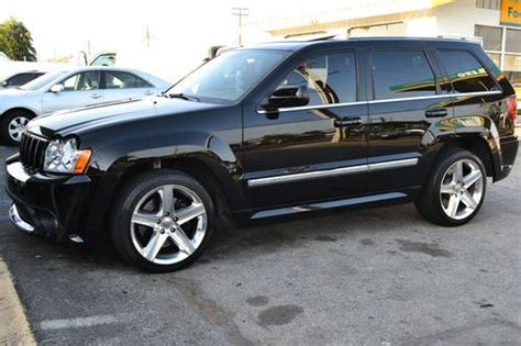 Jeep Grand Rt Sell Used 2006 Jeep Grand Srt8 Sport Utility 4d 6