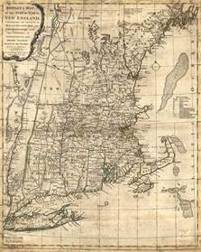 colony map map of colonial new