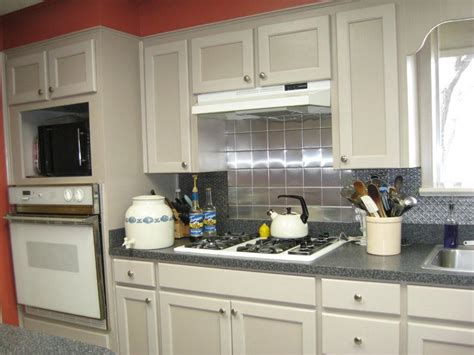 Faux Kitchen Backsplash Faux Tin Backsplash De Decorative Ceiling Tiles Inc S