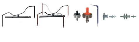 irrigazione vasi gruppi gocciolanti per vasi netafim per impianto di