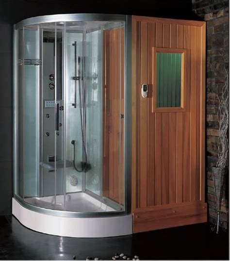 steam shower sauna bath and spa rooms