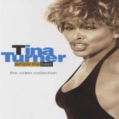 simply best tina turner simply the best the collection dvd
