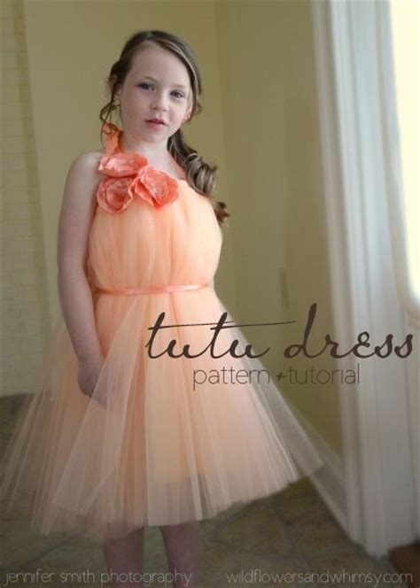 pattern for flower girl tutu dress 17 best images about children s tutus on pinterest one