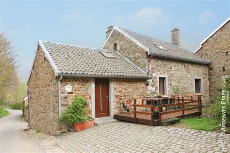 Weekend Cottages Typical Farmhouse Converted Into A 3 To 4 Persons In Theux