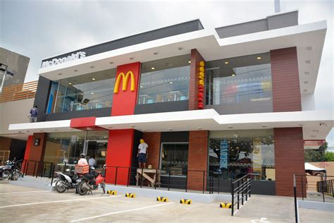 Mcdonald S Garden City by Mcdonald S Opens New Store In Cebu Cebu Daily News