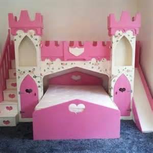 Princess Castle Bunk Bed Children S Themed Beds Bedroom Furniture Children S Themed Beds By Dreamcraft Furniture