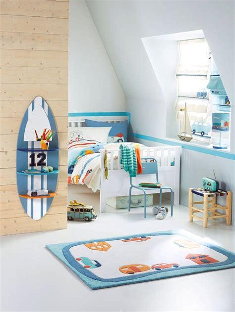 chambre surf id 233 es d 233 co pour une chambre de gar 231 on chambre enfant sky