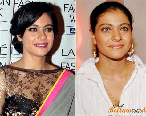 Eyeliner Rani Kajal kajol without make up mugeek vidalondon