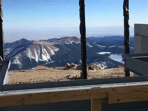 pikes peak summit house enters final year