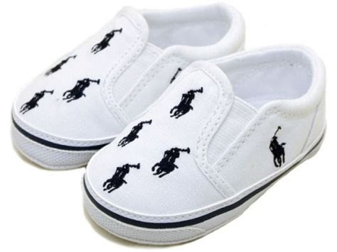 ralph baby shoes white polo ralph baby shoes for image6