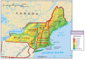 Usa Northeast Map by Usa Northeast Region Map Book Covers