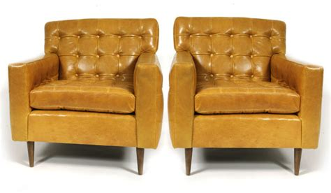 modern club furniture edward wormley dunbar leather club chairs modern